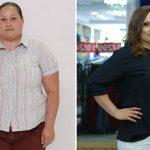 Foto: După 33 de kilograme slăbite și un nou look, această femeie se simte deosebită!
