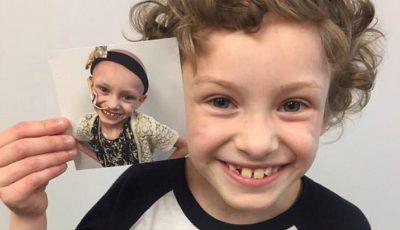 O fetiță în vârstă de 7 ani a învins cancerul în fază terminală
