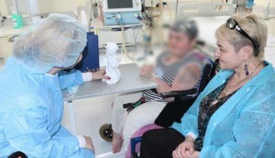 Un copil cu o boală foarte rară a fost salvat de la moarte de către medicii moldoveni!