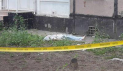 Un tânăr din Capitală a murit pe loc, după ce s-a aruncat în gol de la etajul unui bloc de locuit!