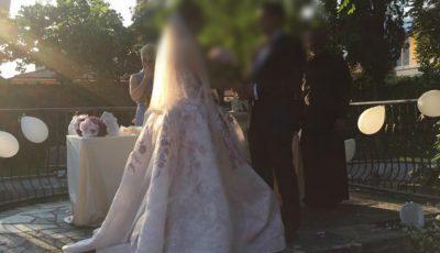 O bloggeriță de la noi s-a măritat