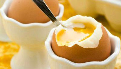 9 lucruri care se întâmplă în corpul tău atunci când mănânci un ou pe zi!