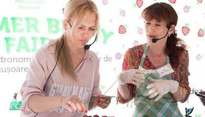 Vino la cea de-a doua ediție de Summer Berry Fair!