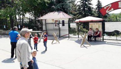 Grădina Zoologică a fost închisă pentru publicul larg!