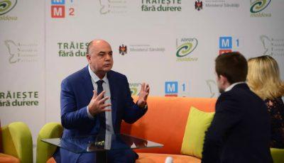 Moldova 1 rămâne fără director. Mircea Surdu și-a anunțat demisia