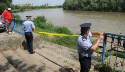 O fetiță de 11 ani s-a înecat în râul Nistru