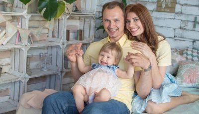 Fiica Veronicăi Ghimp a împlinit un anișor