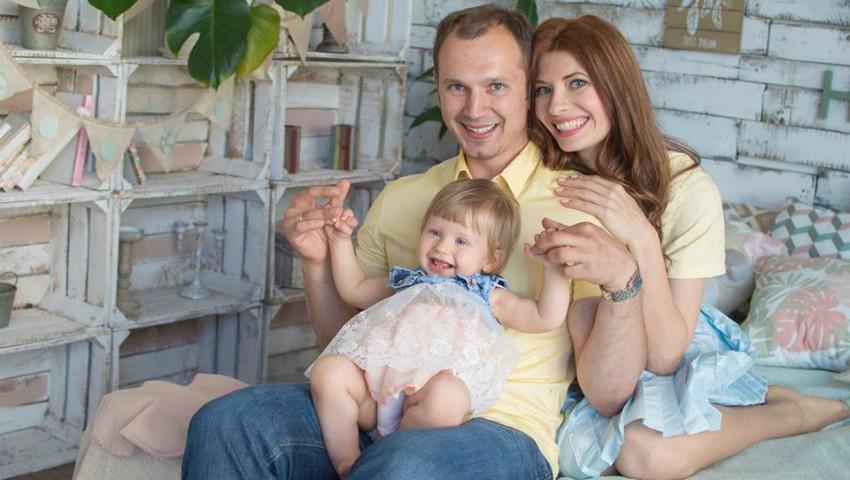 Foto: Fiica Veronicăi Ghimp a împlinit un anișor