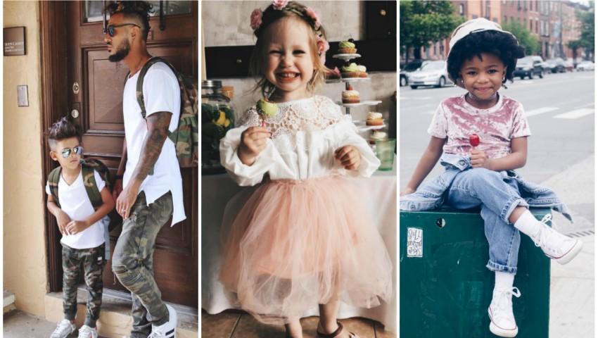 Foto: Și copiii pot fi fashion bloggeri. Iată-i pe cei mai stilați de pe Instagram