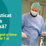 Foto: Operăm BOALA VARICOASĂ rapid și bine! Chirurgia de 1 zi la Medpark