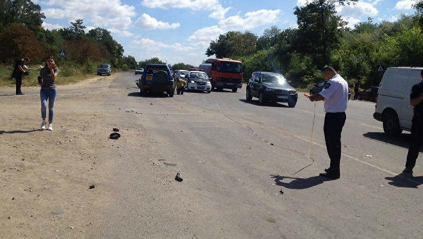 Foto: Un bărbat din Capitală a murit, după ce a fost lovit de o mașină