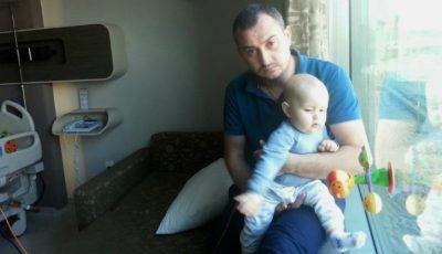Micuțul Teodor are cancer la rinichi. Să-l ajutăm împreună să se vindece