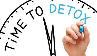 Pregăteşte-te de vară cu un program DETOX de 2 săptămâni