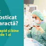 Foto: Operăm CATARACTA rapid și bine! Chirurgia de 1 zi la Medpark