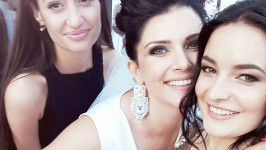 Iolanta Mura a donat toți banii de la nuntă