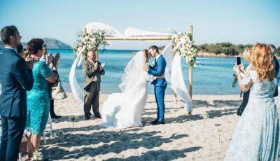 Cristina Gheiceanu a postat prima poză de la nuntă