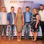 Foto: Cristi Sambrițchi s-a lansat în showbiz cu mare fast