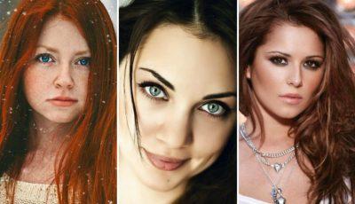 Cum să alegi nuanța părului care să-ți accentueze culoarea ochilor