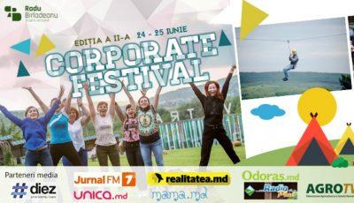 De ce trebuie să vii la Corporate Festival