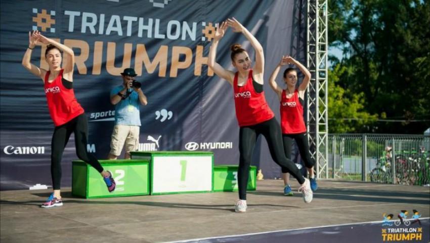 Foto: (Raport FOTO) În weekend, echipa UNICA Sport a încins atmosfera la maxim