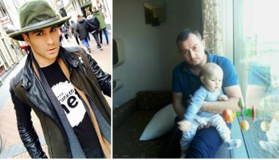 Ionel Istrati s-a alăturat campaniei de strângere de fonduri pentru Teodor