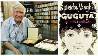 Spiridon Vangheli împlinește astăzi 87 de ani. La mulți ani!