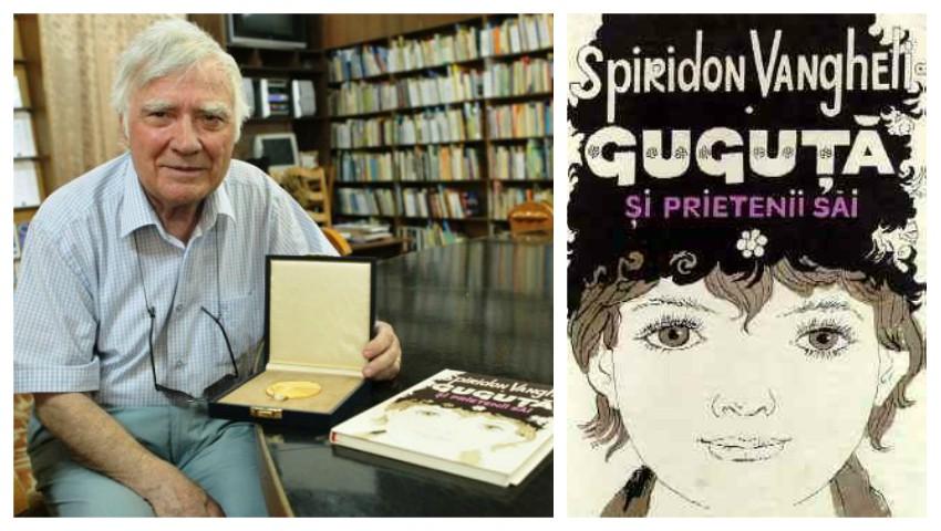 Foto: Spiridon Vangheli împlinește astăzi 87 de ani. La mulți ani!