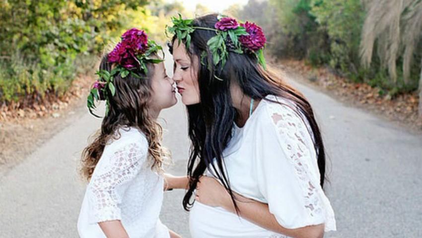 Atât de dulce! 15 poze cu mămici și fetițele lor