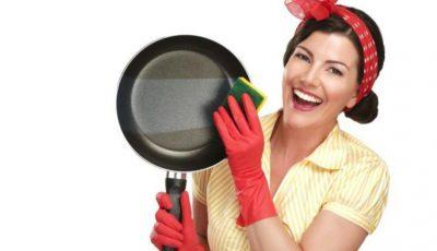 Cum să curățăm vesela. 4 trucuri simple