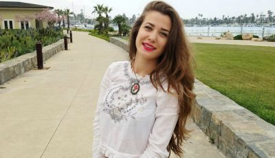 Irina Madan, detalii despre viața de peste Ocean