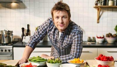Jamie Oliver: 13 ingrediente care te vor ajuta să trăiești 100 de ani
