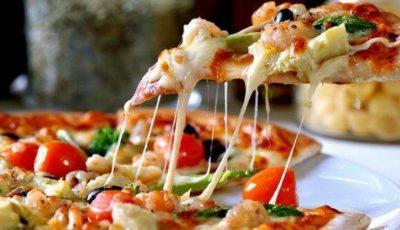Nu ai mai mâncat așa ceva. Cum să faci pizza focar