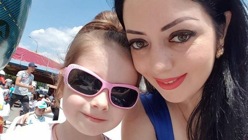 """Mariana Șura, despre fiica sa: """"Evelina îmi știe toate piesele"""""""
