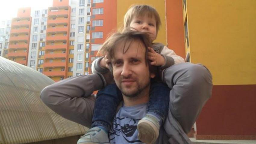 Foto: Fotograful Igor Schimbător a învins cancerul!