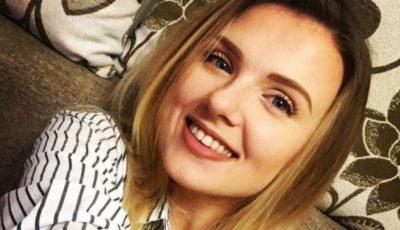 Olga Manciu a renunțat la părul blond