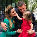Foto: Xenia Borodina le-a arătat-o fanilor pe micuța Teona