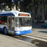 Foto: Chișinăuienii vor putea circula cu troleibuzul până la Aeroport