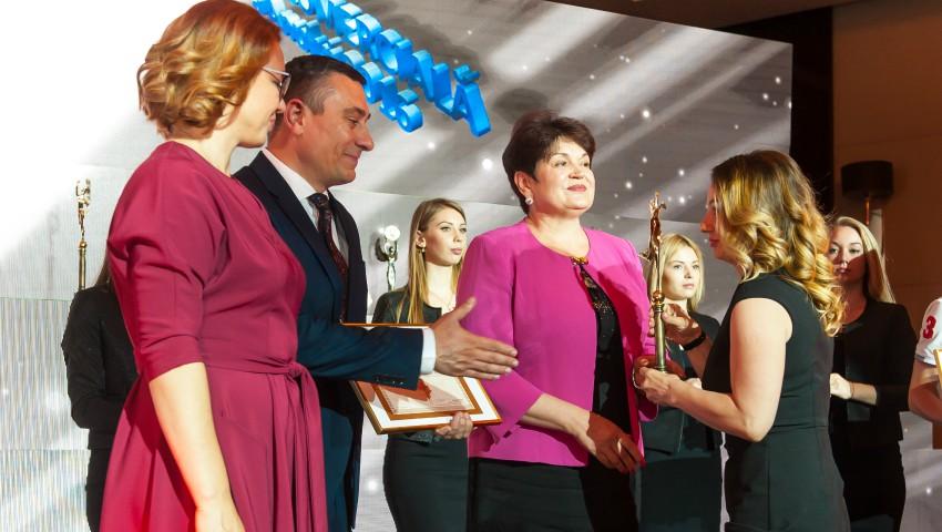 145 de întreprinderi de la noi au fost premiate la Gala Businessului Moldovenesc