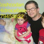 Foto: Familia Mariei Coșcodan, diagnosticată cu hidrocefalie, cere cu disperare ajutor!