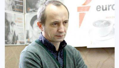 """Gheorghe Erizanu lansează """"Texte egoiste"""""""