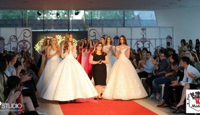 Castelul Mimi a fost gazda unui fashion show de excepție