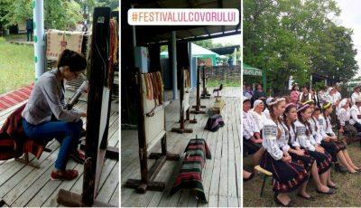 Cele mai frumoase covoare tradiționale au fost expuse în cadrul unui festival