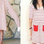 Foto: O mamă transformă hainele second-hand în ținute cu totul noi, neașteptate!