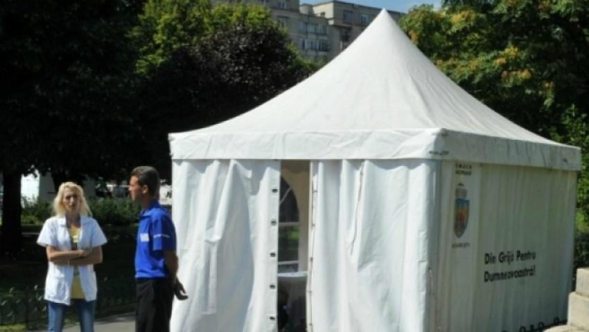 Au fost luate măsuri anticaniculă în Chișinău