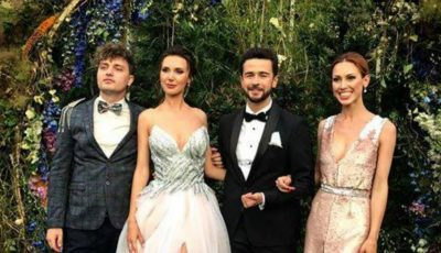 Primele imagini de la nunta lui Pasha Parfeni!