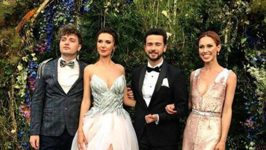 Foto: Primele imagini de la nunta lui Pasha Parfeni!