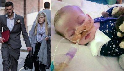 A sensibilizat o lume întreagă. Ore numărate pentru bebelușul de 10 luni aflat pe patul de moarte