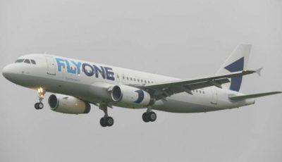 Reacția FLY ONE privind incidentul produs la operarea cursei Heraklion