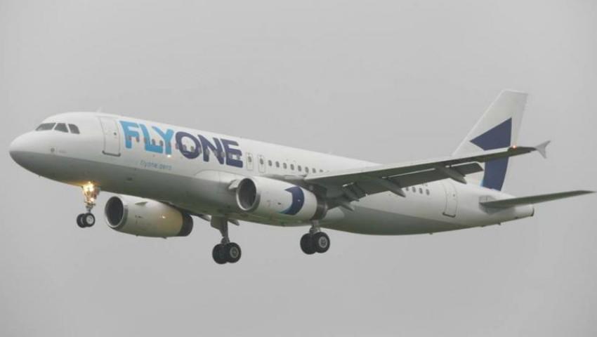 Foto: Reacția FLY ONE privind incidentul produs la operarea cursei Heraklion