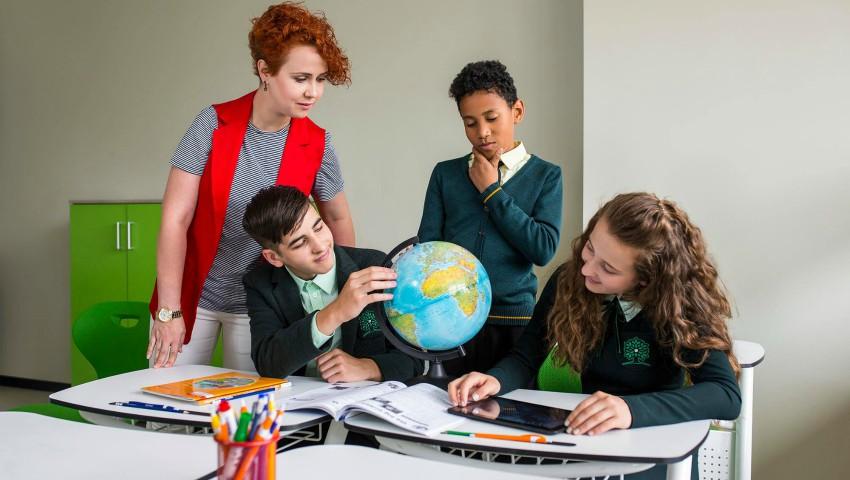 Foto: Prima școală internațională fondată în Moldova se deschide. Vezi condițiile și programul de studii